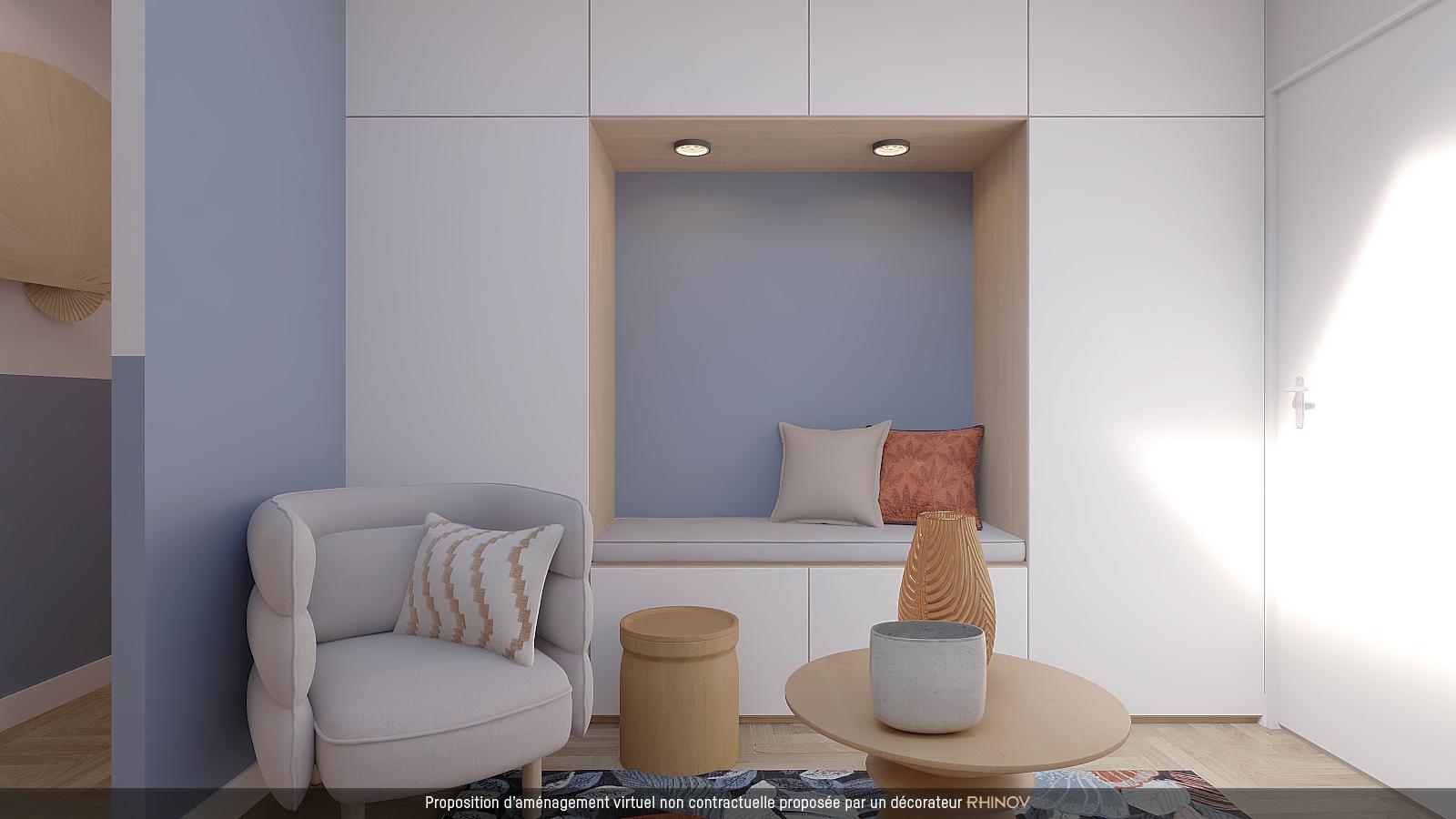 Intérieur 3D 5